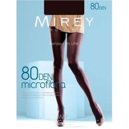 "Mirey колготки ""Microfibra 80"" nero"