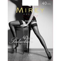 """Mirey чулки """"Seduction 40"""" daino"""