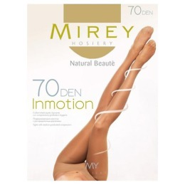 "Mirey колготки ""Inmotion 70"" nero"