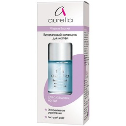 Aurelia витаминный комплекс для слоящихся ногтей 3202