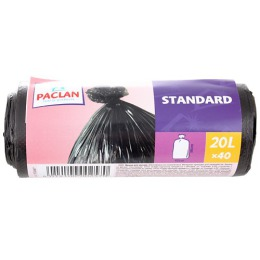 "Paclan Мешки для мусора ""Standart""."