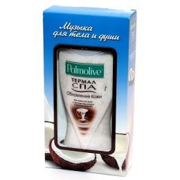 """Palmolive подарочный набор """"Термал спа. Обновление кожи  с экстрактом кокоса и маслом жожоба """": гель-крем для душа"""