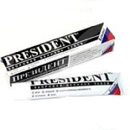 "President зубная паста ""Реноме"""