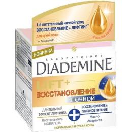 """Diademine ночной крем """"Lift + Восстановление"""", 50 мл"""