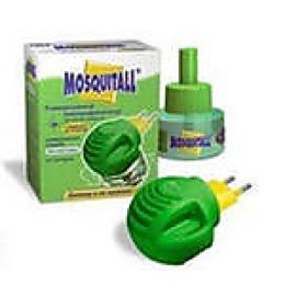 """Mosquitall прибор с индикатором работы + жидкость от комаров """"45 ночей. Универсальная защита"""""""