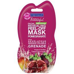 Freeman маска-пленка для лица с экстрактом граната, 15 мл