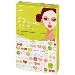 Cettua маска с маслом чайного дерева для проблемной кожи