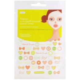 Cettua маска для проблемной кожи лица с маслом чайного дерева, 1 шт