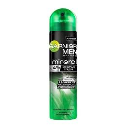 """Garnier дезодорант для мужчин """"Mineral. Без белых следов"""" спрей"""