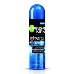 """Garnier дезодорант для мужчин """"Mineral. Спорт"""" спрей, 150 мл"""