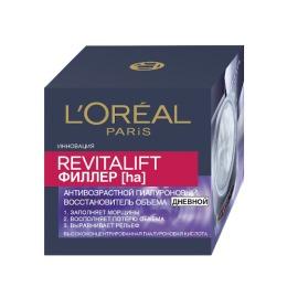 """L'Oreal крем для лица """"Ревиталифт Филлер"""" дневной, 50 мл"""