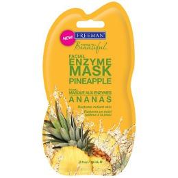 Freeman маска для лица очищающая, с ананасом и энзимами, 15 мл