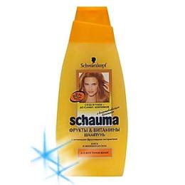 """Schauma шампунь """"Фрукты и Витамины"""""""