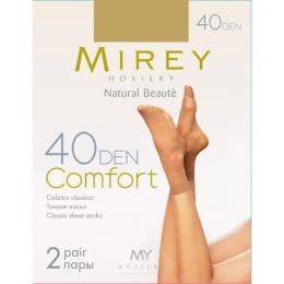 """Mirey носки """"Comfort 40"""" nero"""