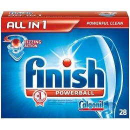 """finish средство для мытья посуды для посудомоечных машин таблетки """"All in1"""""""