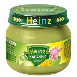 """Heinz пюре """"Кабачки"""""""