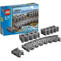 "Lego конструктор ""Город. Гибкие пути"""