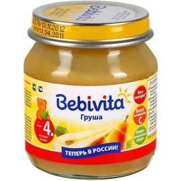 "Bebivita пюре ""Груша"", 100 г"