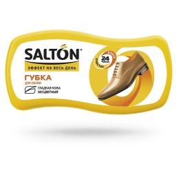 """Salton губка мини """"Волна"""" для гладкой кожи с норковым маслом"""