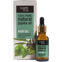 """Organic Shop масло для волос """"Жожоба"""", 30 мл"""