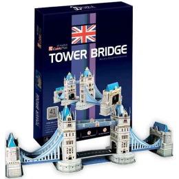 """CubicFun 3D пазлы """"Тауэрский мост. Лондон"""""""