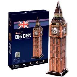 """CubicFun 3D пазлы """"Биг бен. 2. Лондон"""""""