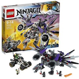 """Lego конструктор """"Ниндзяго. Дракон-ниндроид"""""""