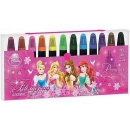 Princessa фломастеры цветные, 12 шт