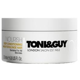 """Toni & Guy Маска для волос """"Интенсивный уход для светлых волос"""", 200 мл"""