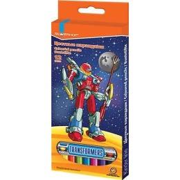 Transformers карандаши, 12 цветов