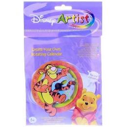 """Disney набор для детского творчества """"Вращающийся календарь"""""""