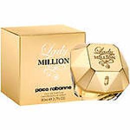 "Paco Rabanne парфюмерная вода ""Lady million"" для женщин"