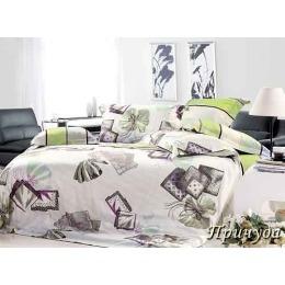 "Tiffany`s Secret комплект постельного белья ""Причуда"" евро, наволочки 50х70 см, в коробке"