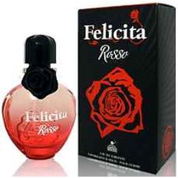 """Аrt Positive туалетная вода """"Felicita. Rosso"""" для женщин"""