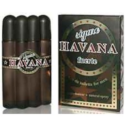 "Аrt Positive туалетная вода ""Havana sigare. Fuerte"" для мужчин"