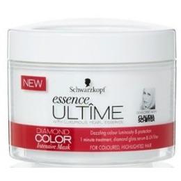 """Essence Ultime Маска """"Diamond color"""" для окрашенных и мелированных волос, 200мл"""