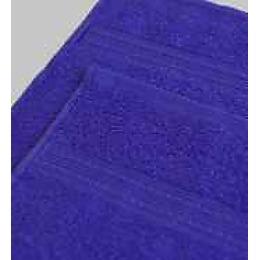 Ituma салфетка махровая, васильковая 30х30 см
