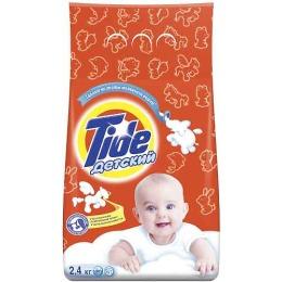 """Tide порошок стиральный """"Автомат"""" для чувствительной детской кожи"""