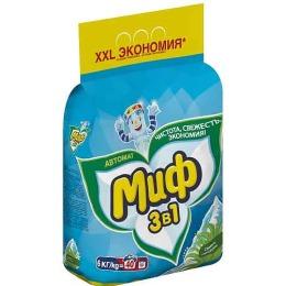 """Миф порошок стиральный """"Горная роса"""" автомат"""