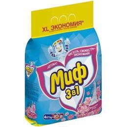 """Миф порошок стиральный """"Французский аромат"""" автомат"""