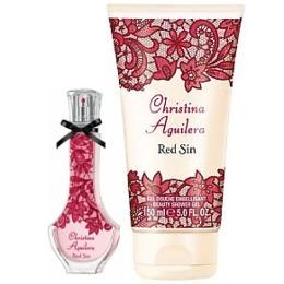 "Christina Aguilera набор ""Red Sin"""