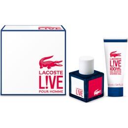 "Lacoste набор ""Live"" для мужчин"