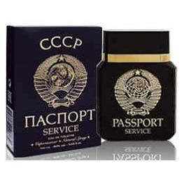 "Marc Bernes туалетная вода ""Passport ussr. Service"" для мужчин"