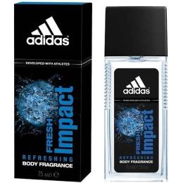 """Adidas парфюмированная вода """"Fresh Impact"""" для мужчин, 75 мл  + гель в подарок"""