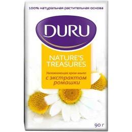 """Duru мыло """"Nature`s treasures. Ромашка"""", 90 г"""