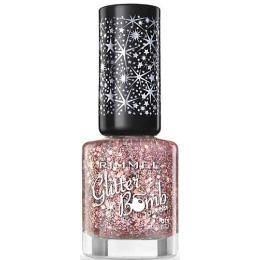 "Rimmel лак для ногтей ""Glitter bomb"""
