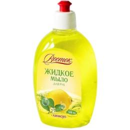 """Восток жидкое мыло """"Лимон"""""""