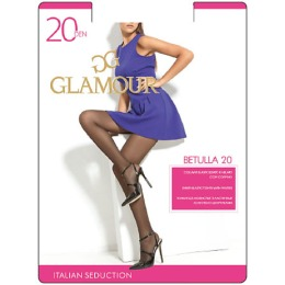 "Glamour колготки ""Betulla 20"" nero"