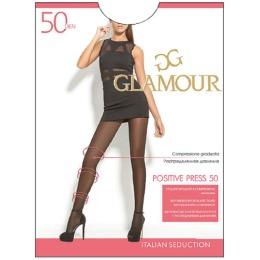 "Glamour колготки ""Positive press 50"" capuccino"