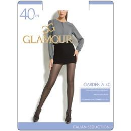 """Glamour колготки тонкие """"Gardenia 40"""" miele"""